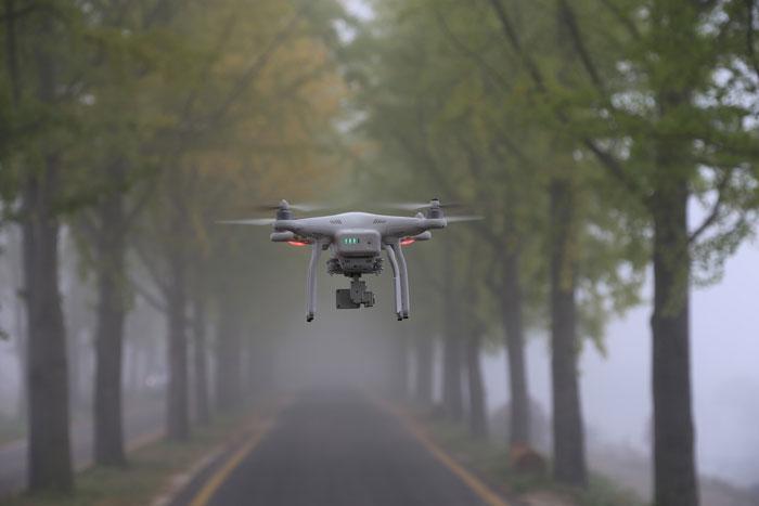 come diventare pilota di droni