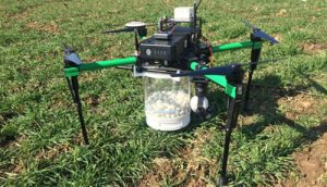 droni agricoltura di precisione